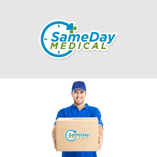Logo for Medical Delivery services