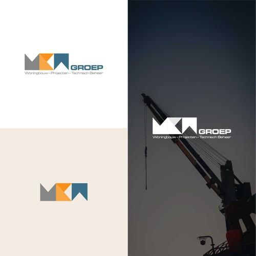MKW logo letter