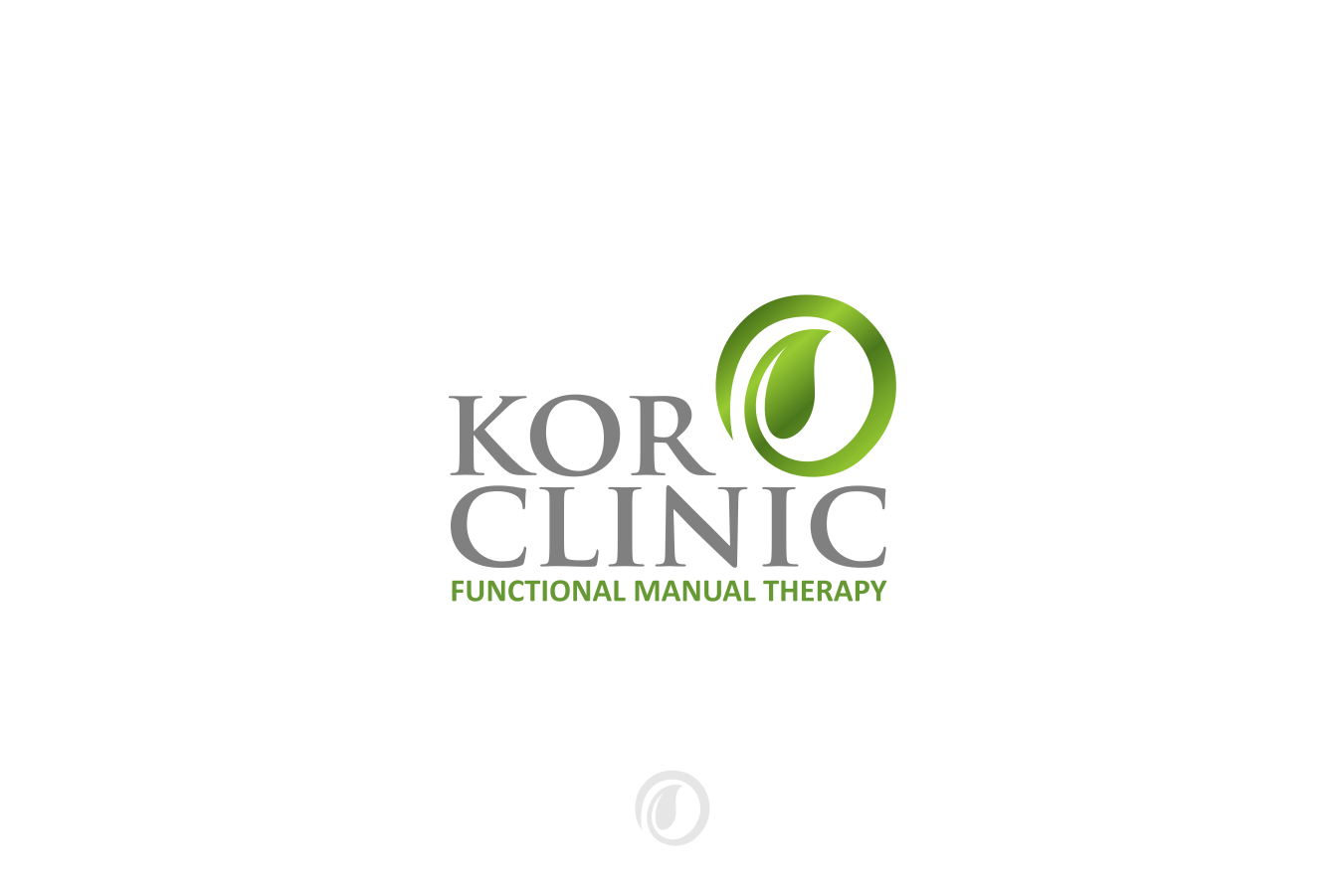 New logo wanted for Kor Clinic