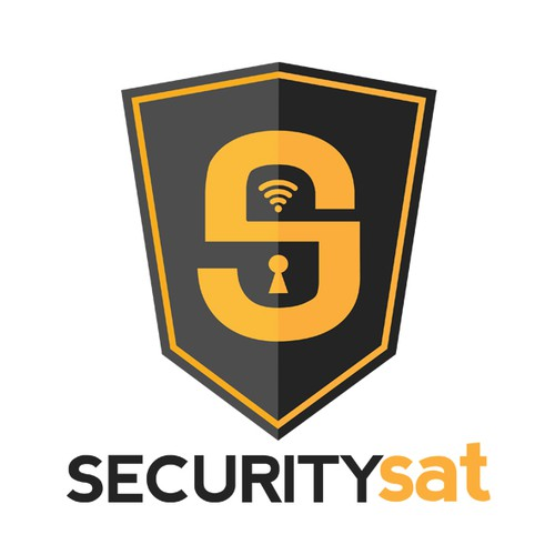 Logo Security company