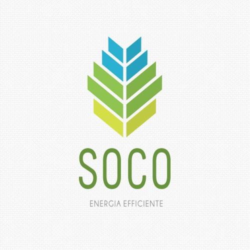 Nuovo logo and business card richiesto per SOCO