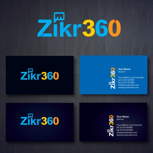 Create the next logo for Zikr360