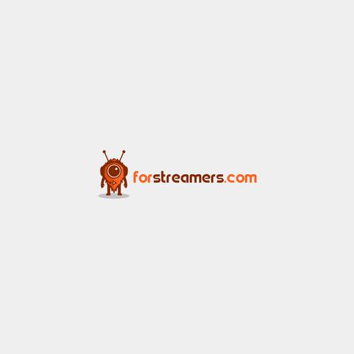 """Winner logo for """"forstreamers"""""""