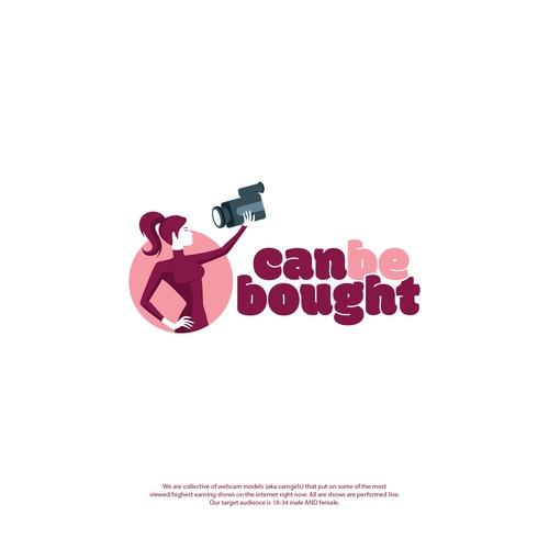Logo for webcam models