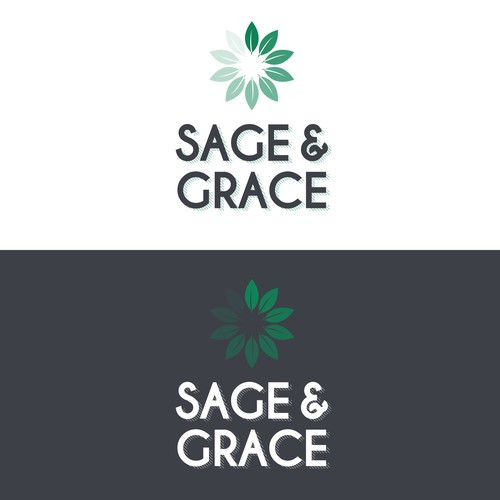 Logo for funeral planning company