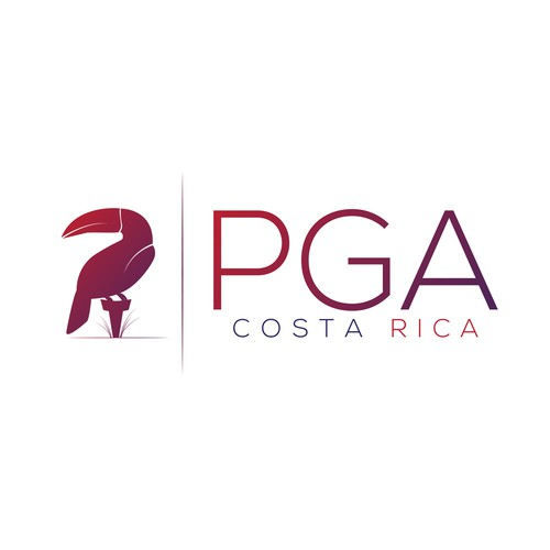 Logo for Professional Golf Association