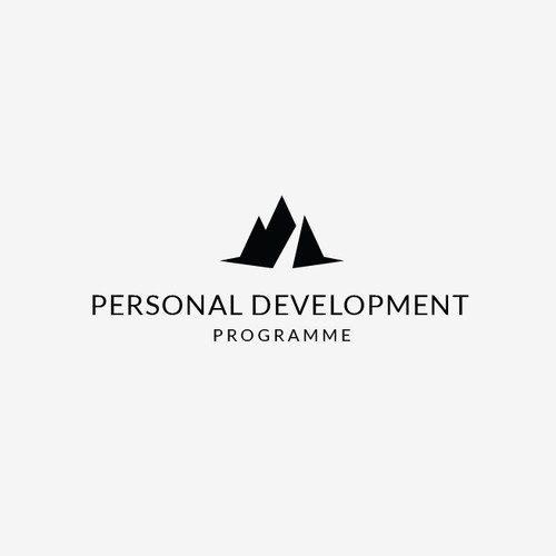 Logo concept for Personal Development Programme