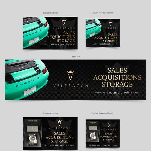 Luxury Banner Ad