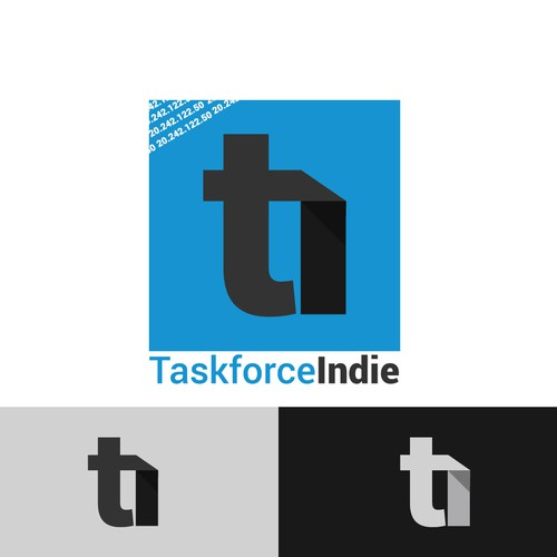 Flat logo for Taskforce
