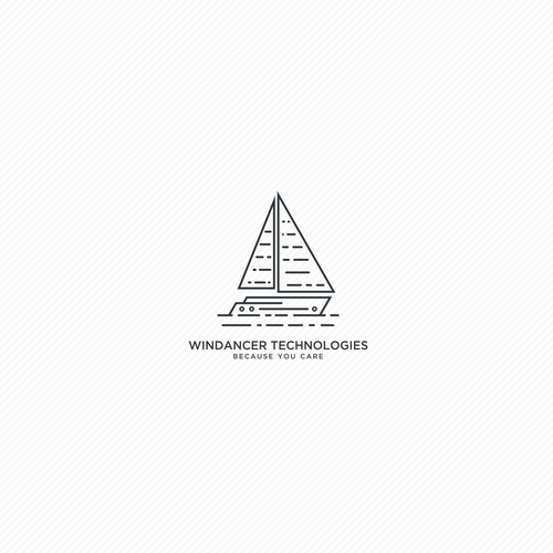 Disrupt the Healthcare Industry with a dynamic logo for Windancer Technologies