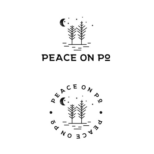 Logo Concept for Peace on Po