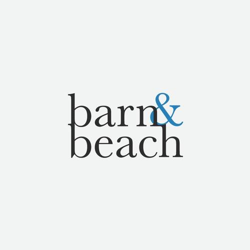 Barn & Beach Logo