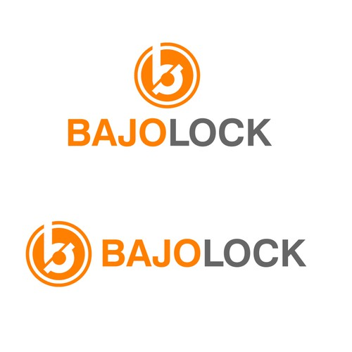 Bajolock redesign logo