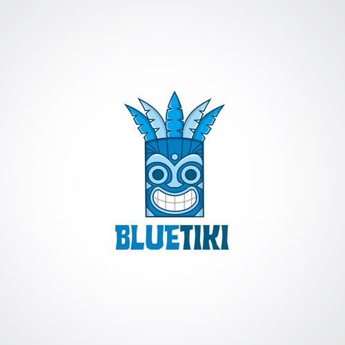 concept design for Blue Tiki