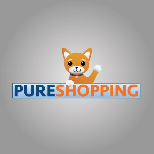 Pureshopping Logo Concept