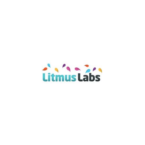 Litmus Labs logo design