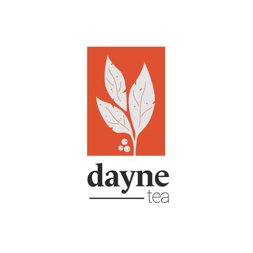 Tea company logo proposal