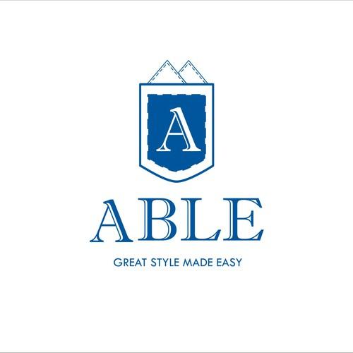 men dress concept logo for ed.sykes