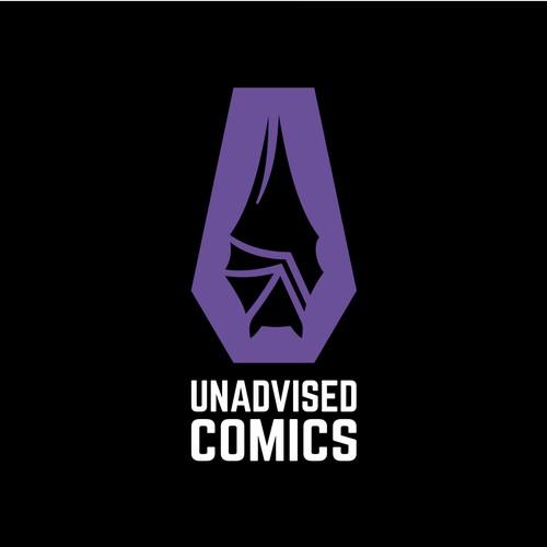 Unadvised Comics Logo