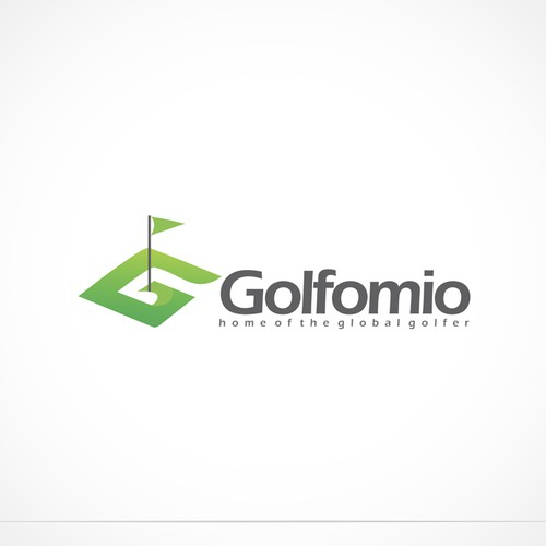 Help golfomio with a new logo