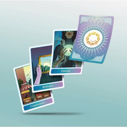 Custom Card Illustrations