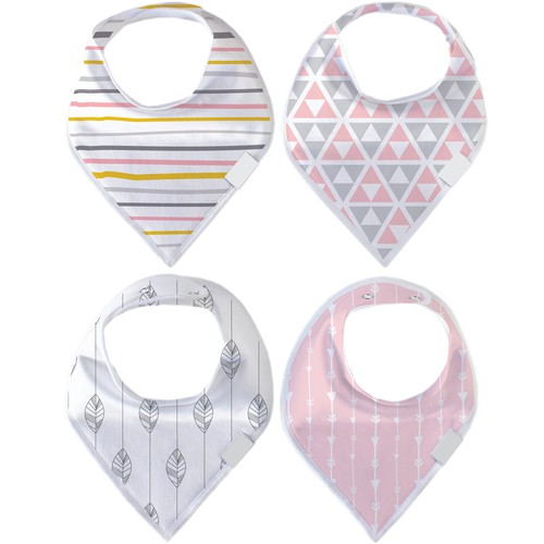 baby bandana bib patterns