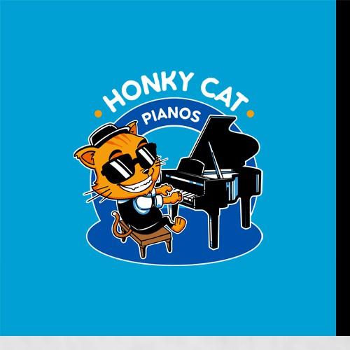 cat pianos