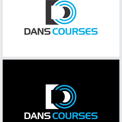 Slick Clean Simple Logo Design