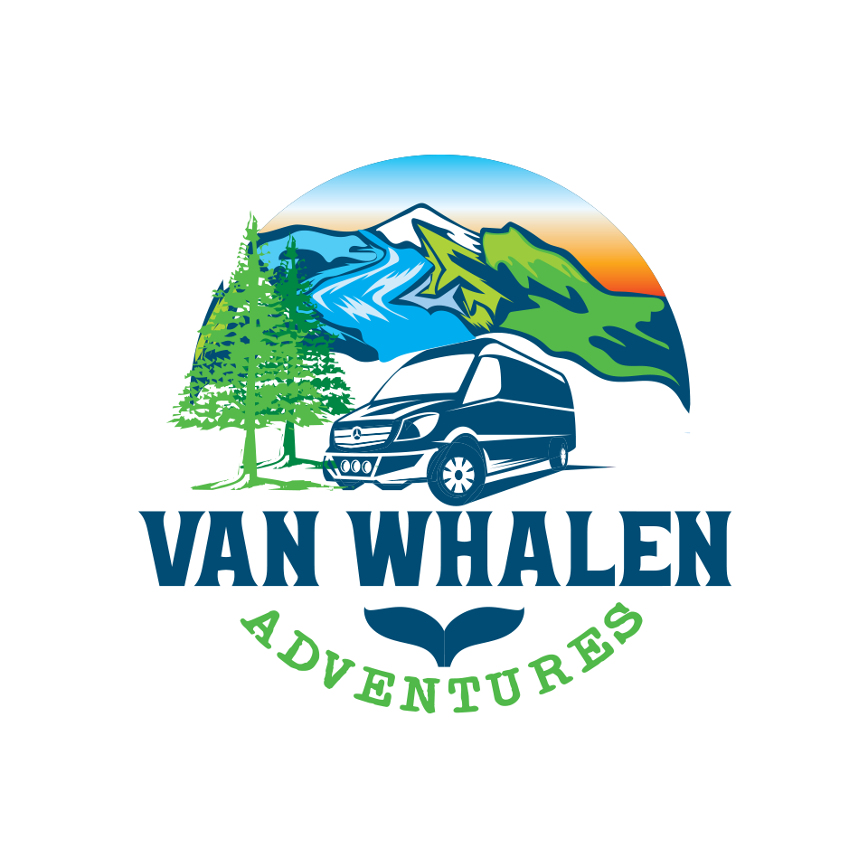 Design a Logo for our Expedition Van: Van Whalen Adventures