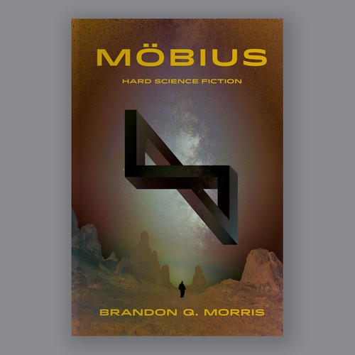 eerie kind of mood for sci-fi book