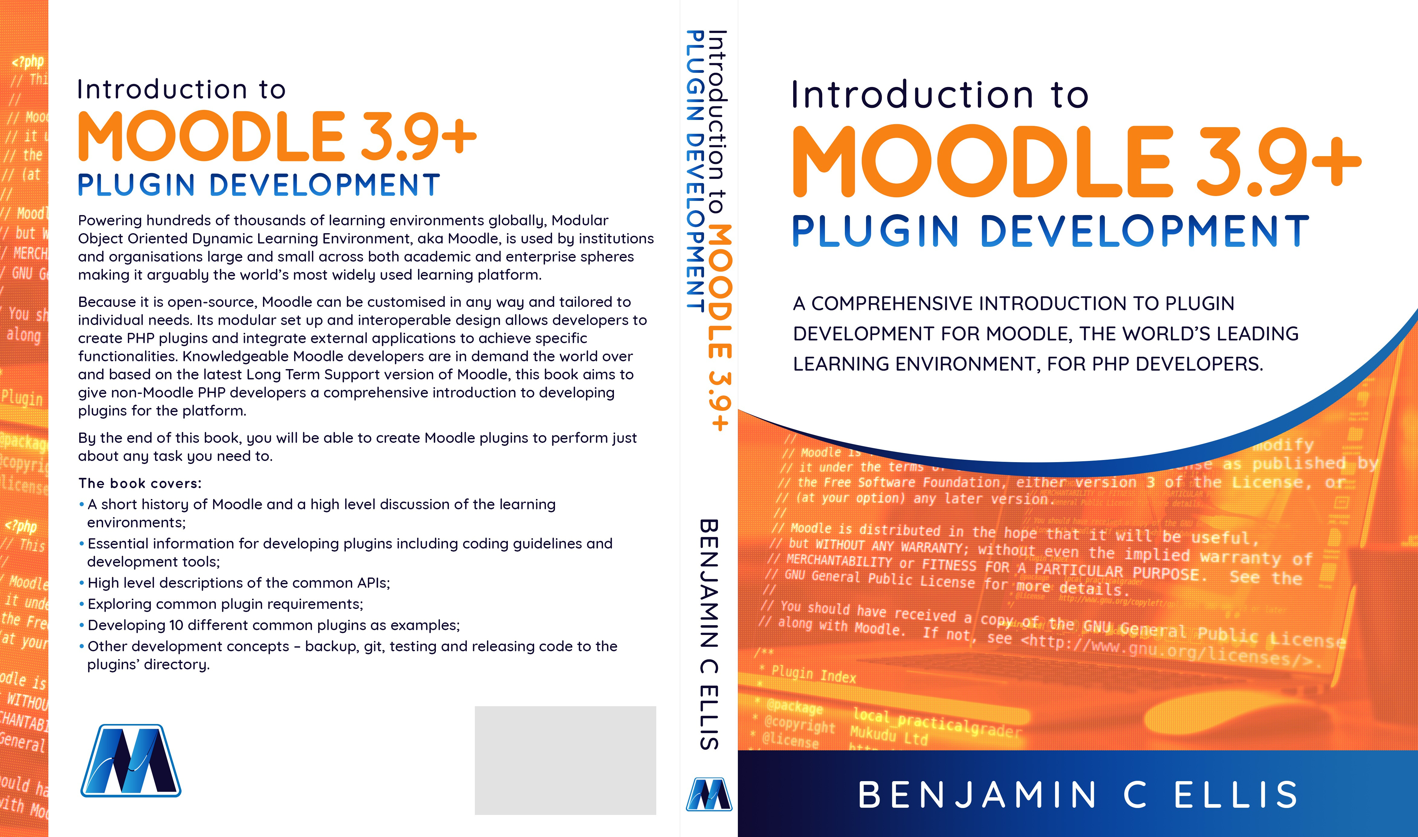 Simple, Elegant, Recognisable Technical Book Cover