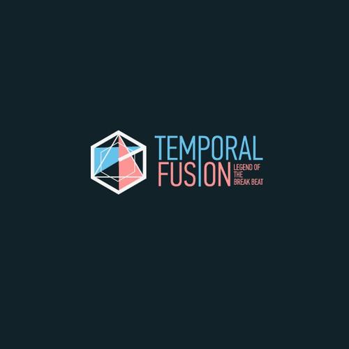 Temporal Fusion Logo