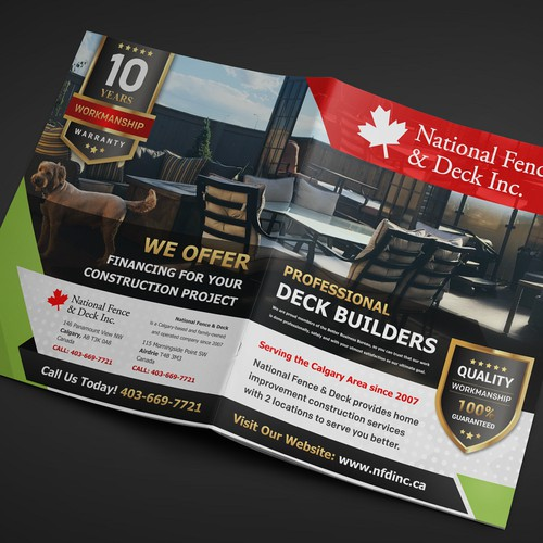 National Fence & Deck Inc