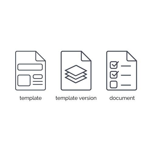 Creative File Icons set
