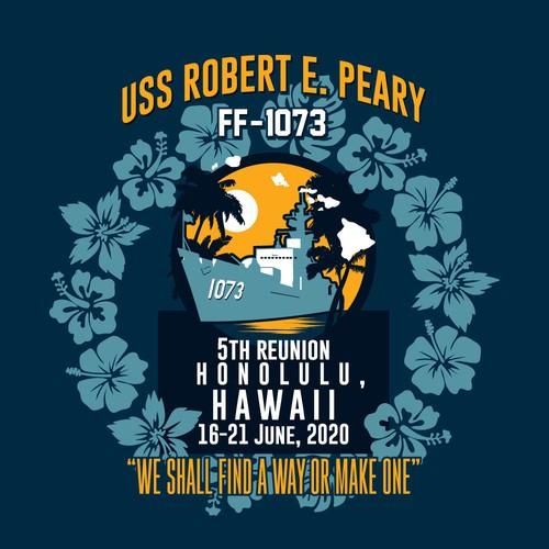 为我们提供罗伯特E. Peary的T恤