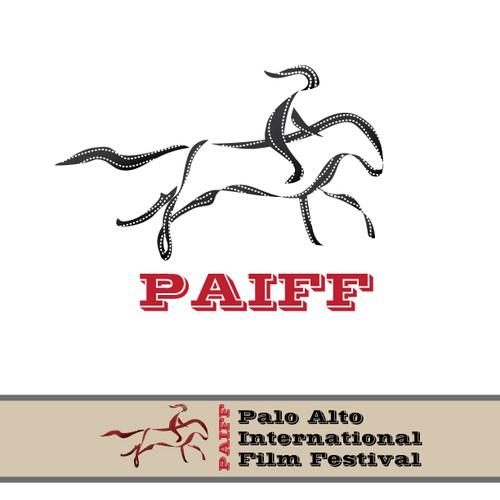 PAIFF logo design