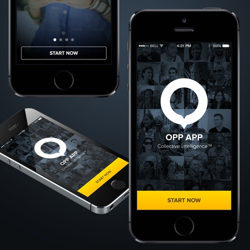Collective Brainpower: the Opp-App.