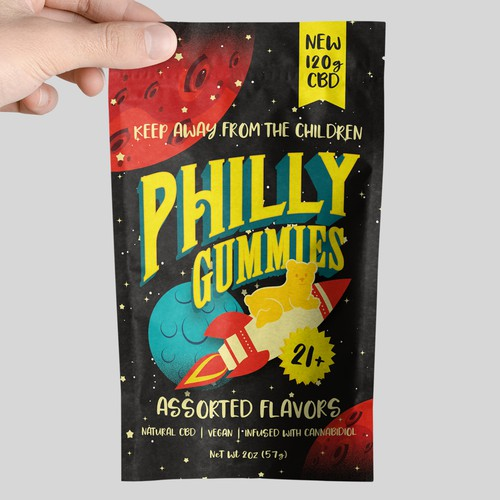 Philly Gummies