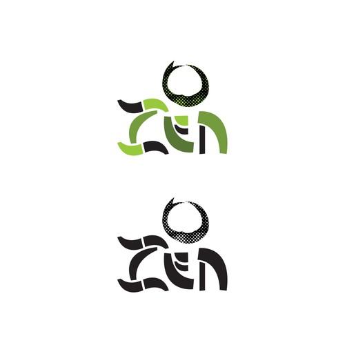 Logo concept for new tech company
