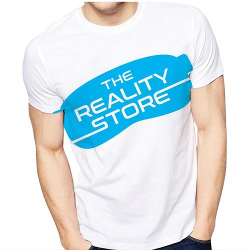 Virtual Reality E-comm store