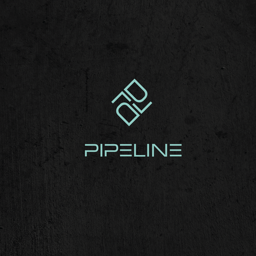"Logo for ""Pipeline"" water-tech program"