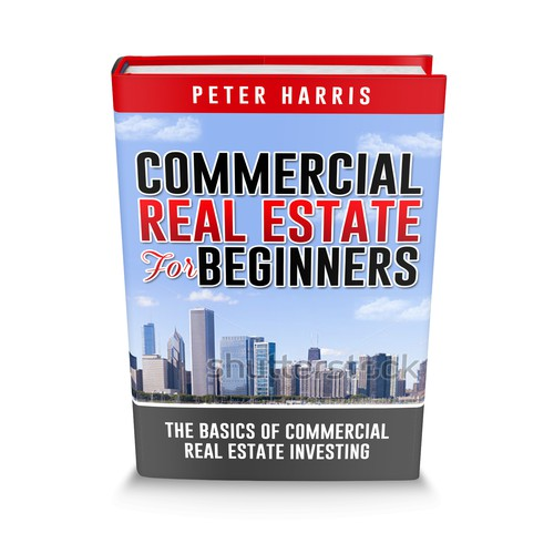 Commercial Real Estate Kindle Book Cover
