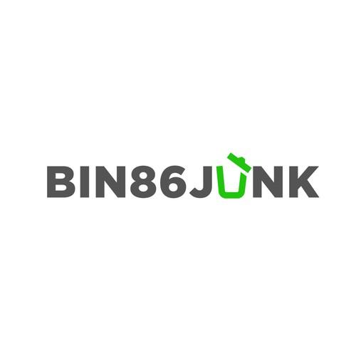 Junk logo design