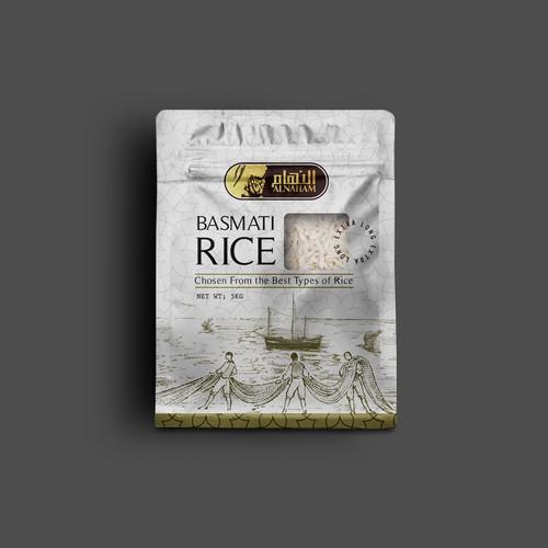 Grains & Beans packaging