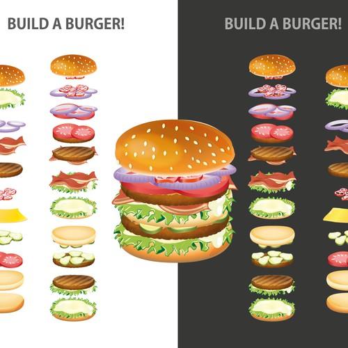 Build a Burger Concept #2