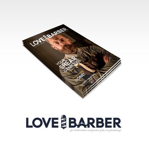Logo for Barber magazine