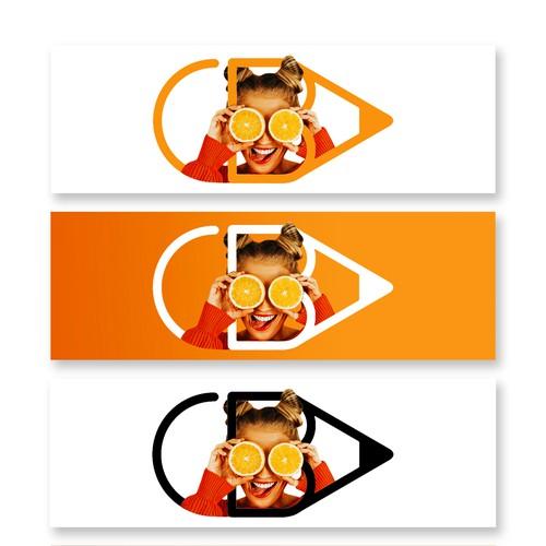 "Social Media Banner Design for ""Creative Blend"""