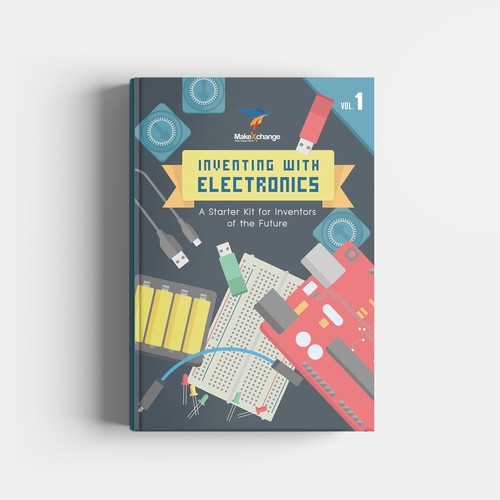 Graphic design for Inventor's Kit