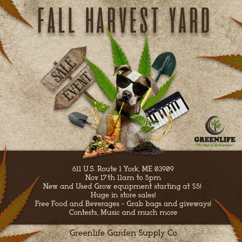 Fall Harvest Yard