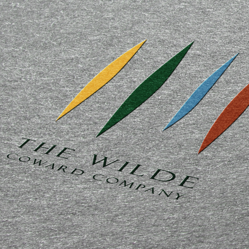 Create a new logo for a dynamic arts studio, the Wilde Coward Company